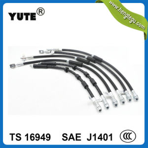 Yute EPDM Rubber High Pressure Brake Hose for Car Parts pictures & photos