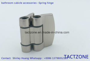 Hot Selling Toilet Cubicle Heavy Duty Cabinet Zinc Alloy Spring Hinge pictures & photos