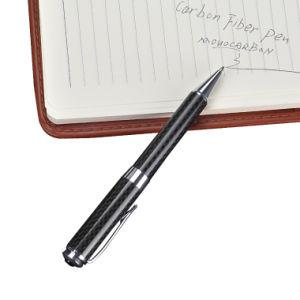 Top Quality New Design Cute Carbon Fiber Pen Without Pen Cap pictures & photos