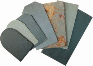 Natural Grey, Black, Green, Rusty Slate for Wall Cladding pictures & photos