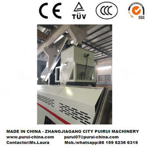 Side Force Feeder Plastic Film Granulating Recycling Machine pictures & photos