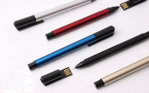 New Products USB Flash Drive with Pen High Quality Hot Sale pictures & photos