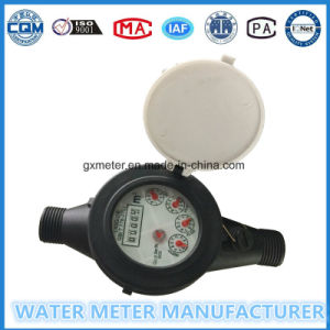 Dn20mm Nylon Body Multi Jet Magnetic Water Activity Meter pictures & photos