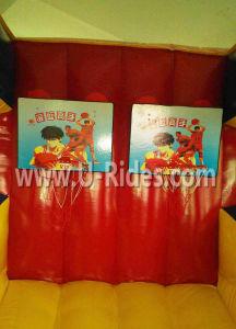 Customize PVC Tarpaulin Inflatable Basketball Shooting pictures & photos