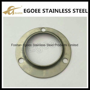Ss 304 Ss 316 Manufactur Standard Stainless Steel Flange for Pipe Floor pictures & photos