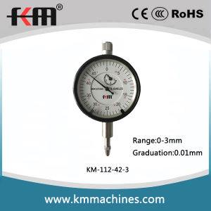 0-3m Small Dial Indicator with 6 Jeweles pictures & photos