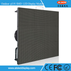 HD Waterproof Full Color P3.91 Outdoor LED Screen Panel for Rental pictures & photos