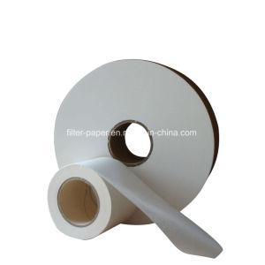 Factor Customized 21GSM Roll Heat Seal Tea Bag Filter Paper pictures & photos