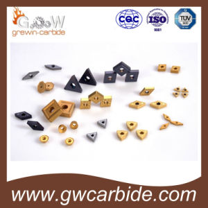 Carbide Indexable CNC Turning Inserts pictures & photos