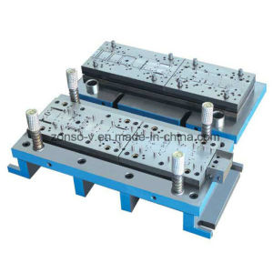 Precision Die Stamping Mold for Electronic/Auto Parts/Terminals pictures & photos