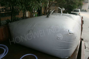 High Quality Coated Tarpaulin PVC Water Tank pictures & photos