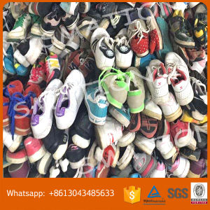 Second Hand Bulk Best Quality Cheap Mixed in Kgs Used Shoes Exporters pictures & photos