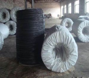 Cutting Iron Wire Type and Annealed Surface Treatment 18 Gauge Black Annealed Wire pictures & photos