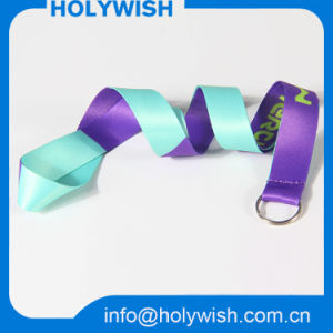 Breakaway Lanyard Printed Polyester Sublimation Ribbon for Event pictures & photos
