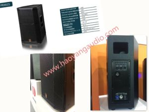 Prx615 Professional Loudspeaker, KTV Loudspeaker, Passive Speaker pictures & photos