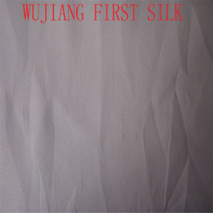 Silk Duppion Yarn Dyed Fabric, Silk Shantung Fabric pictures & photos