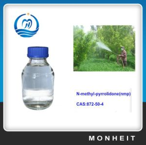 China Manufacturing Competitive Price of 99.5% NMP N Methyl Pyrrolidone for Agricultural Cleaning