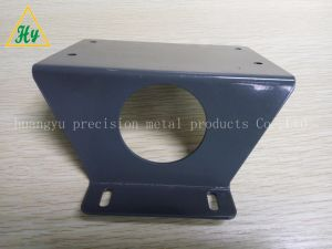 Customized High Quality Bending Parts with Black Coating by China pictures & photos