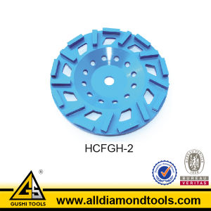 "10"" Floor Grinding Head for Concrete Floor pictures & photos"