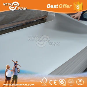 0.6mm High Gloss Formica White Board for Kitchen Cabinet pictures & photos
