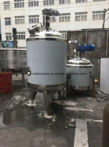 1000L Jacketed Beer Fermentation Fermenter Tank pictures & photos