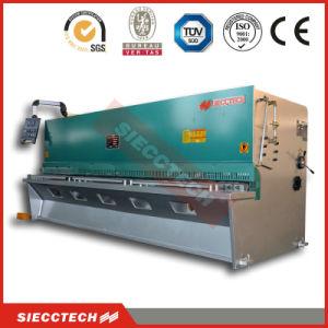 China Manufacturer 6m Hydraulic Shearing Machine, Steel Shearing Machine, Metal Shearing Machine pictures & photos