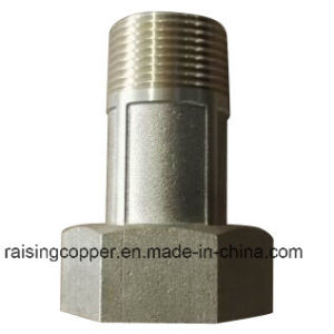 Dzr Brass Water Meter Coupling pictures & photos
