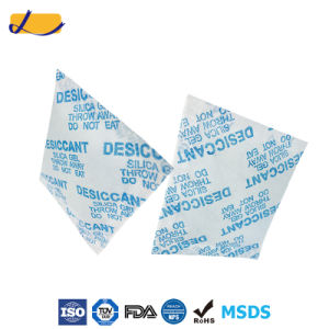 Silica Gel Desiccant Super Dry Bag for Czech Market pictures & photos