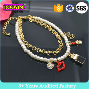China Manufacturer Customized European Charm Bracelet pictures & photos