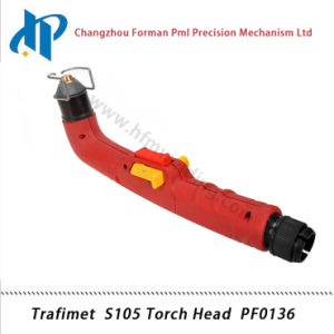 Trafimet S105 Torch Head PF0136 Air Plasma Torch Welding Torch pictures & photos