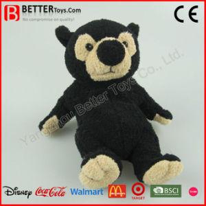 En71 Realistic Stuffed Animal Plush Black Bear Toy pictures & photos