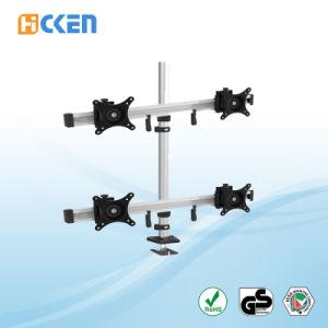 Easy Adjust Desk Mount Monitor Arm HK-MP240gl pictures & photos
