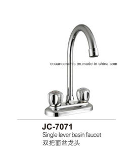 7071 National Type Water Faucet, Kitchen Tap, Mixer & Faucet pictures & photos