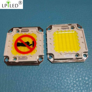 100W High Power LED for Luminaires pictures & photos