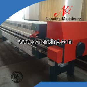 Chamber Plate Filter Press Solid Liquid Filtration Equipment pictures & photos