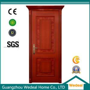 Customize High Quality PVC Wooden Doors for Houses Projects Worldwide pictures & photos