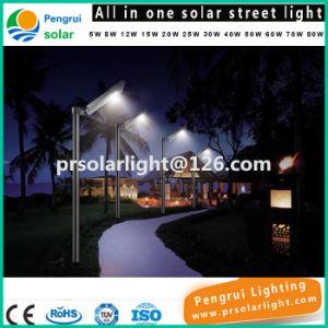 LED Motion Sensor Energy Saving Outdoor Garden Solar Lantern pictures & photos