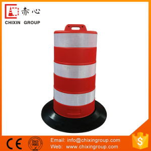 Reflective Plastic Highway Safety Anti-Bump Barrel (CC-S05) pictures & photos