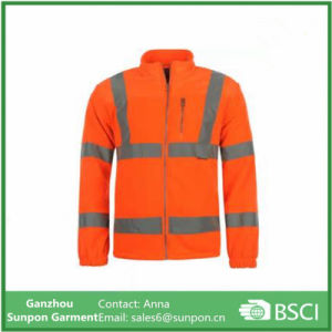 Fleece Jacket Safety Work Protection Clothing pictures & photos