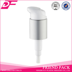 Unique Design Silver Cream Pump for Cosmetic Liquid pictures & photos