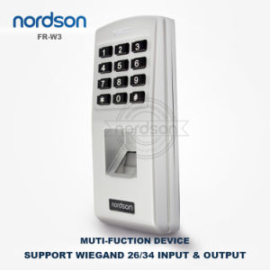 Metal IP65 Waterproof Biometric Fingerprint Access Control Time Attendance System Free Time Attendance Software pictures & photos