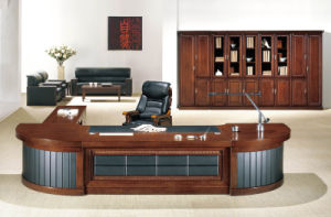 Premium Wooden Boss Desk Manager Executive Table (HF-MH023) pictures & photos