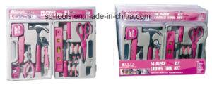 14PCS Lady Tool Set, Tool Kit (SG-TS096)