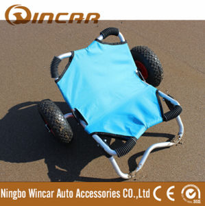 Boat Kayak Canoe Carrier Dolly Trailer Tote Trolley Transport Fish Cart Wheel pictures & photos