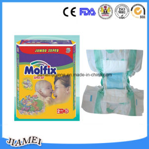 Molfix Diapers Good Quality Disposable Baby Diapers in China pictures & photos