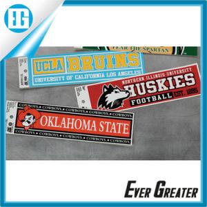 Custom Die Cut Bumper Car Sticker for Wholesale pictures & photos