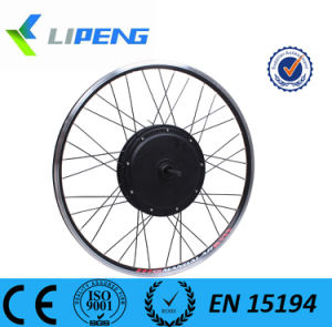 500wlighter Design Electric Rear Wheel Driving Hub Motor for E-Bicycle
