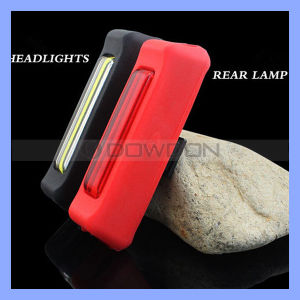 Red White LED 150lm 5 Mode Rechargeable Rear Bike Light pictures & photos