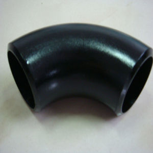 Long Radius Seamless 90degree Carbon Steel Pipe Elbow pictures & photos