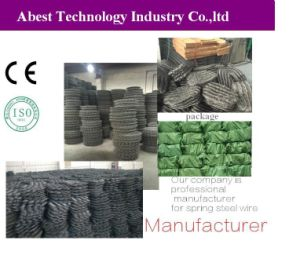 Steel Wire Spring Coil for Bonnell Spring Unit pictures & photos